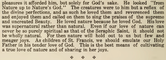Lover of Nature 2 - October 1917